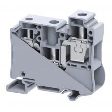 Арт. CLP35/2 Клемма проходная 1+2, несколько подключений, с винтовыми зажимами проводника до 35 мм.кв., 115 A (75 A)/600 V