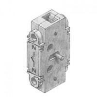 Арт. 131487 Нейтральный провод отключаемый NPE 35 для выключателей DK4/D4/D5