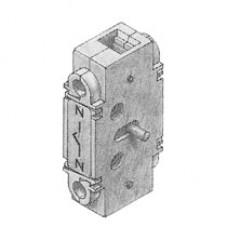 Арт. 131489 Нейтральный провод отключаемый NPE 26 для выключателей D2/D3
