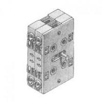 Арт. 131769 Вспомогательный выключатель 2 раз HC 02 для выключателей D2-D7