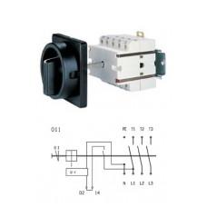 Арт. 134379 Выключатели S1 25A/400V, напряжение катушки 230V/50Hz IP54