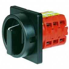 Арт. 146351 Выключатель нагрузки трехполюсный с N- и PE-клеммами V3N 01/HS-F3-D-SS 32A/690V IP54