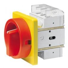 Арт. 302498 Выключатель нагрузки поворотный DK1 00/HS-F35-D-RG 3P/25A/400V/IP65