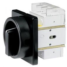 Арт. 303300 Выключатель нагрузки поворотный, трехполюсный DK1 00/HS-F35-D-SS 25A/400V IP65