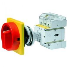 Арт. 303303 Выключатель нагрузки поворотный, трехполюсный DK1 00/HS-NOF35-D-RG 25A/400V IP65