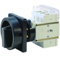 Арт. 303310 Выключатель нагрузки поворотный, трехполюсный DK1 00/HS-KZF25-D-SS 25A/400V IP65