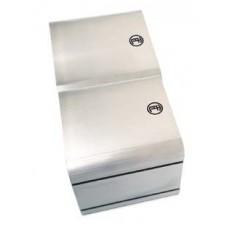 Арт. 305053 Защитный кожух для 2-х педального выключателя и крепежные болты. Код заказа: FG10U2