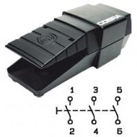 Арт. 305062 Выключатель 3-х полюсной, ключевая коммутация, 25 A 5.5kW/400V~ AC-3 IP65, код заказа FDC AT-G