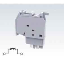 Арт. CPF Съемный модуль для клемм CCC4U и CXCC4. Предохранитель.
