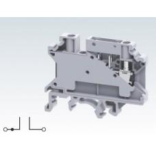 Арт. CCC4U Клемма со съемными модулями, винтовые зажимы проводника до 4 мм.кв. 1000 V