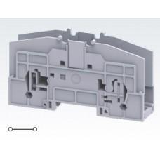 Арт. PTB35/50 Проходная клемма с креплением проводника до 50 мм.кв. на шпильку М6 к контактной площадке 150A/1000V