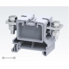Арт. CBB35/50 Проходная клемма с креплением проводника до 50 мм.кв. болтом М6 к контактной площадке 150A/1000V