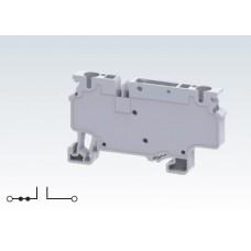Арт. CXCC4 Клемма со съемными модулями, пружинные зажимы проводника до 4 мм.кв. 1000V